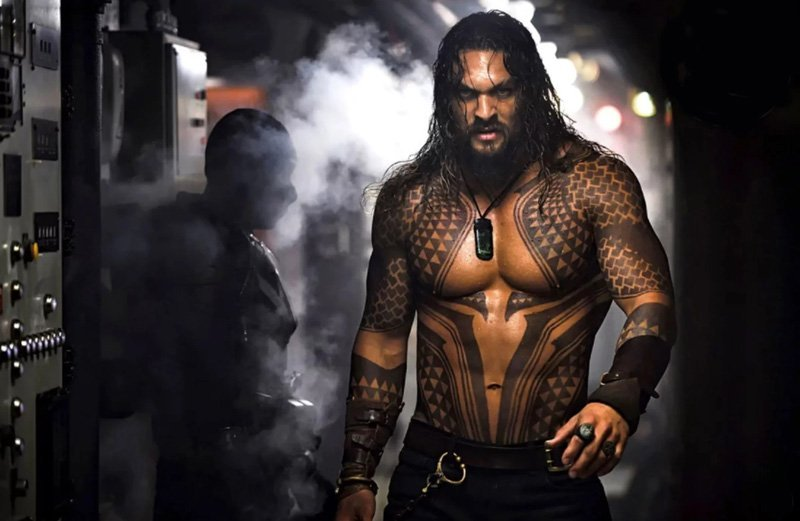 2018 Comic Book Movies: Aquaman swims into theaters on December 21