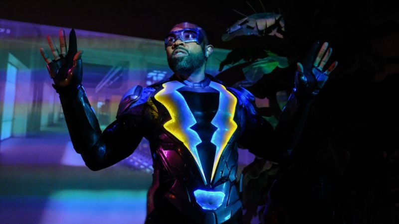 New Photos from the First Two Episodes of Black Lightning
