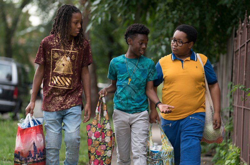 New Trailer for The Chi, Created by Lena Waithe
