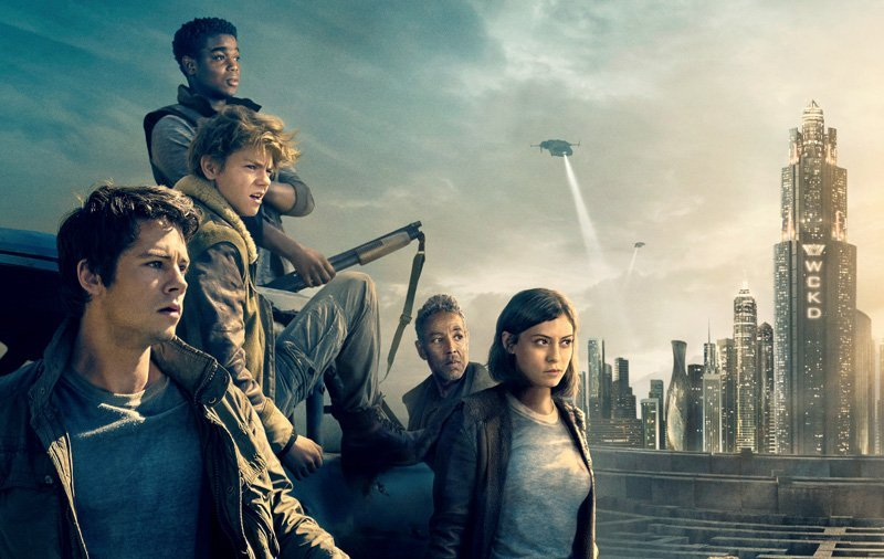 Interview with the Maze Runner: The Death Cure Cast!