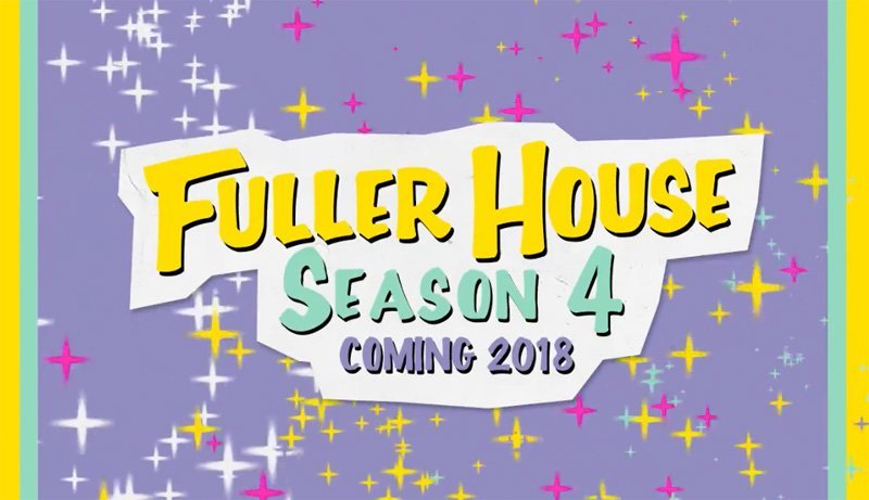 Netflix Orders Season Four of 'Fuller House'