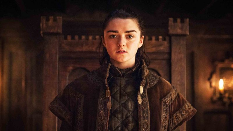 Maisie Williams tells fans when Game of Thrones Season 8 will premiere on HBO