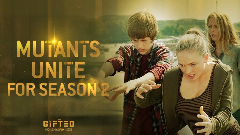 The Gifted Season 2 Ordered by FOX