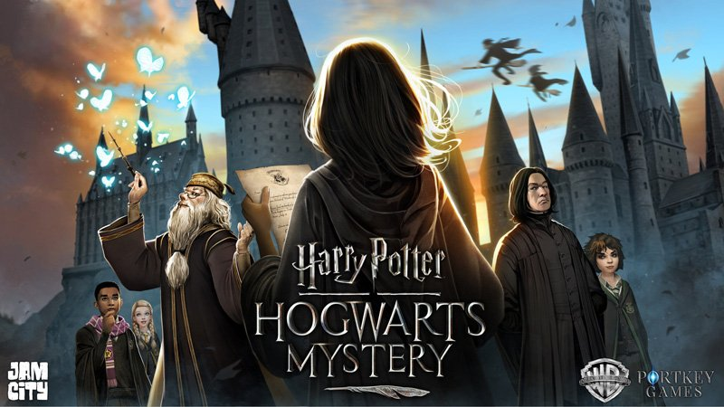 Smith, Gambon, Davis and More Return to Voice Harry Potter: Hogwarts Mystery