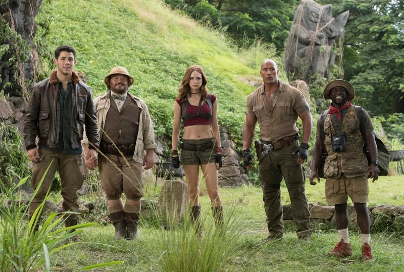 WELCOME TO THE JUNGLE's Getting A Sequel — Sounds Like JUMANJI