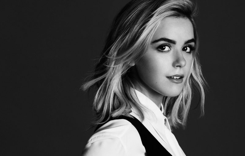 Kiernan Shipka cast as Sabrina in new TV series