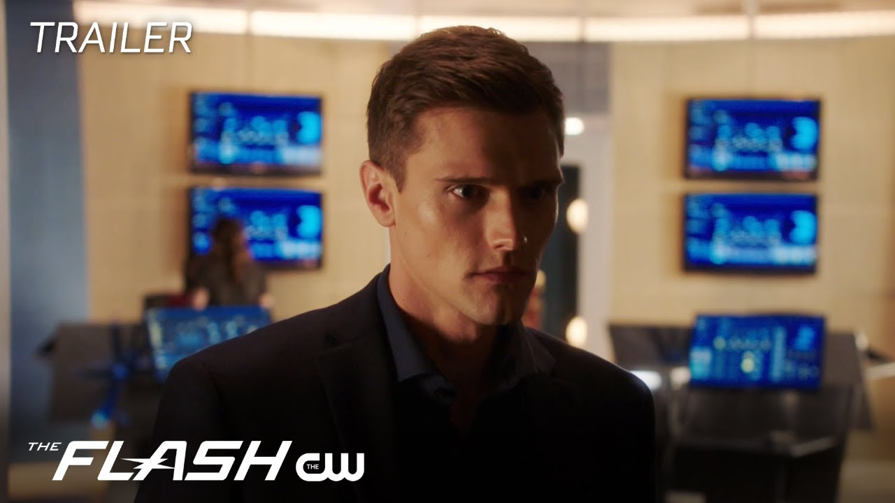 Elongated Man Protects Central City in The Flash Episode 4.11 Promo