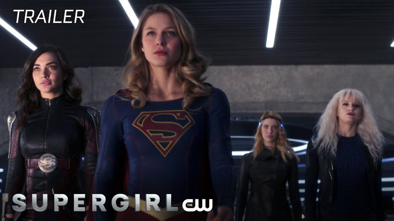 Supergirl Assembles an All-Female Team in Fort Rozz Promo