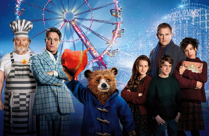 Paddington 2 Interviews with Hugh Grant, Hugh Bonneville and More!