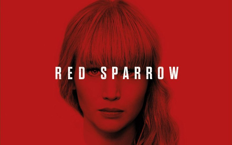 The New Red Sparrow Trailer Featuring Jennifer Lawrence