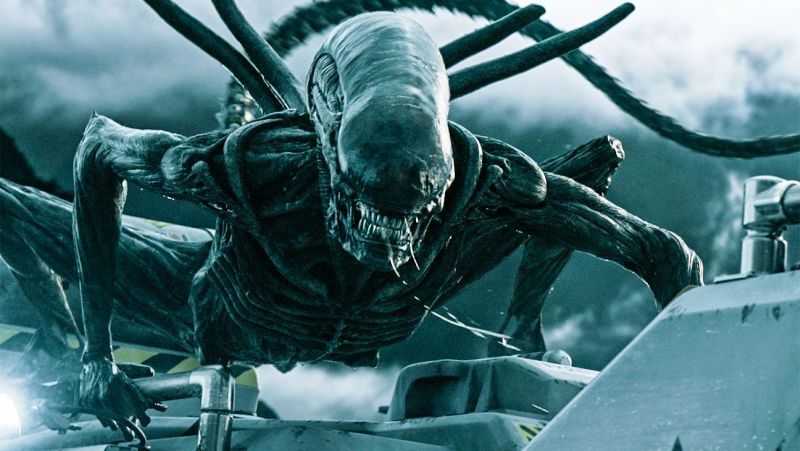Ridley Scott: 'No Reason' Alien Shouldn't Be on Level as Star Wars for Fans