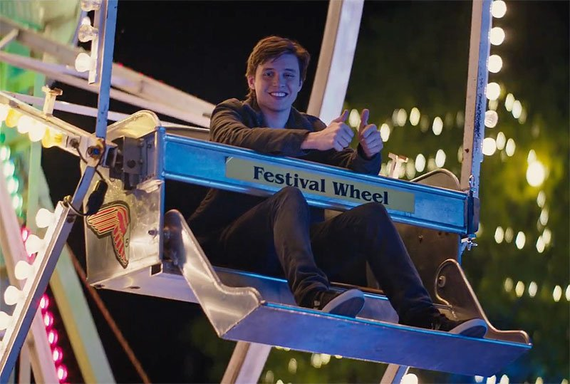 Watch the brand new trailer for coming out movie Love, Simon