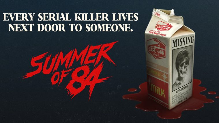 Summer of '84 Trailer: Turbo Kid Directors Deliver Nostalgia-Fueled Thriller
