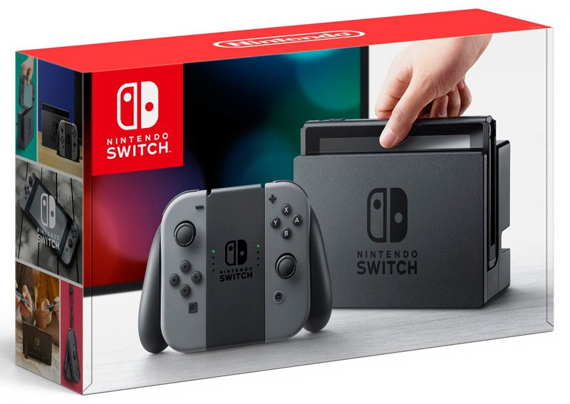 Nintendo Switch Becomes the Fastest-Selling Console in the U.S.