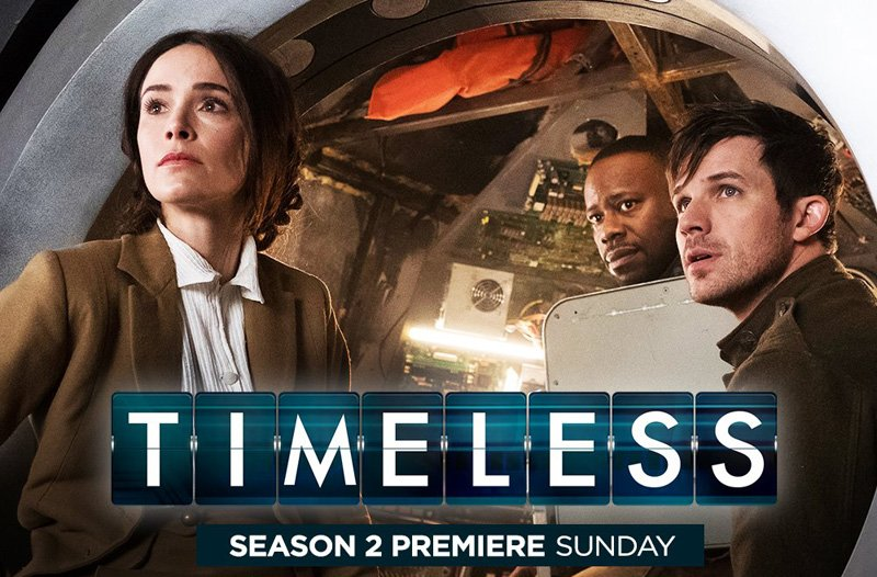 Timeless Season 2 Premiere Date Set for March