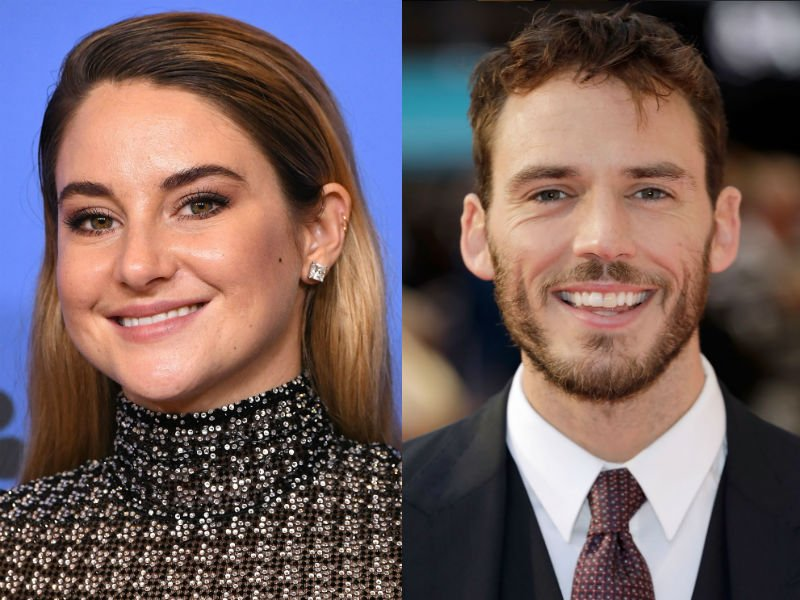 STXfilms sets a summer release date for Adrift starring Shailene Woodley and Sam Claflin