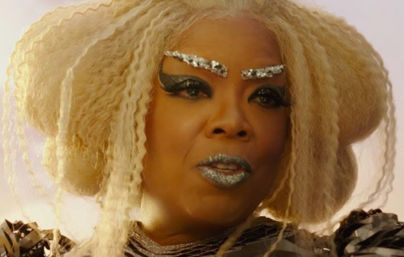 An Evil is Near in the New A Wrinkle in Time Spot