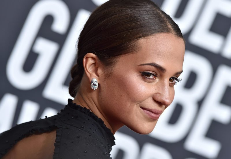 Alicia Vikander to headline The Marsh King's Daughter