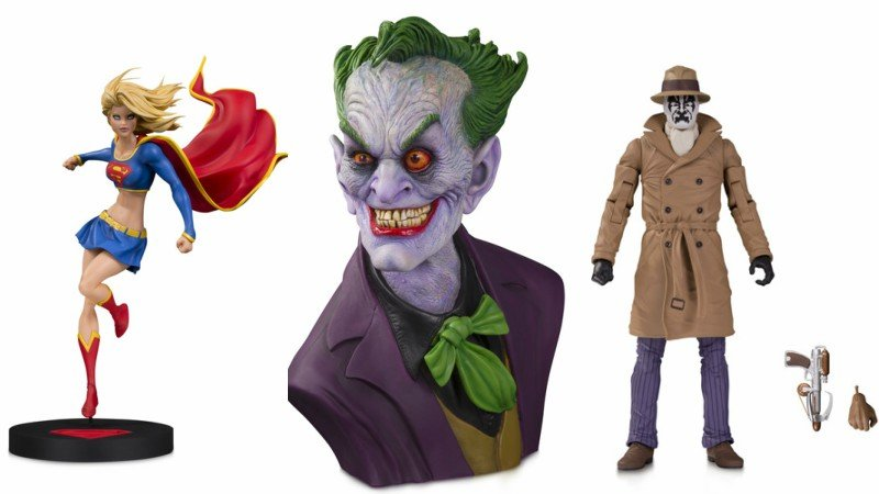 Toy Fair 2018: DC Collectibles Reveals Doomsday Clock Figures and More!