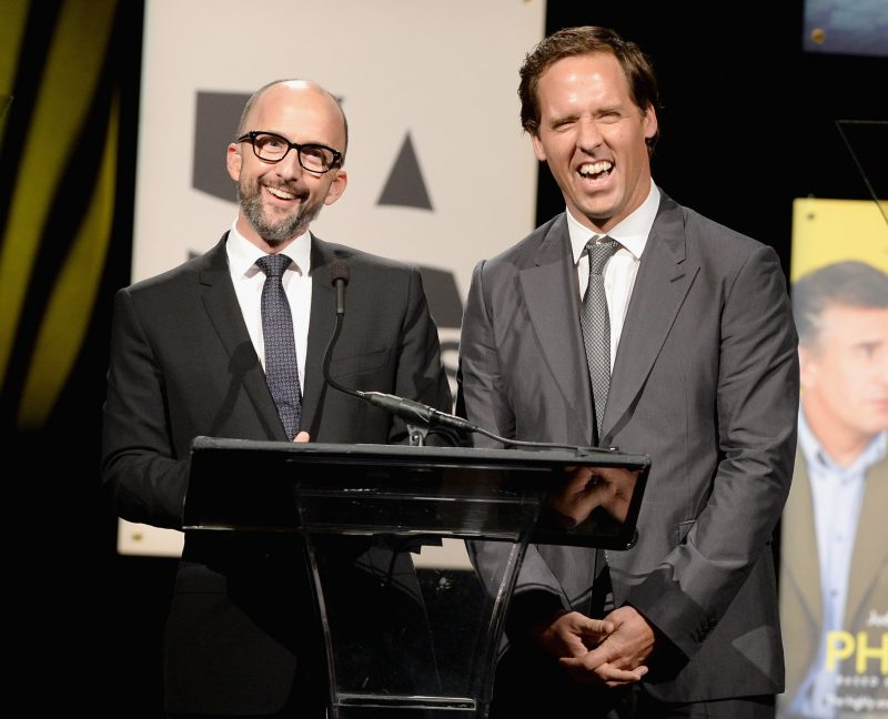 Jim Rash and Nat Faxon are set to direct Batso and the Wall about rock climber Warren 'Batso' Harding