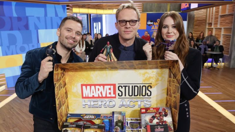 Disney Announces Huge Charity Campaign for Avengers: Infinity War
