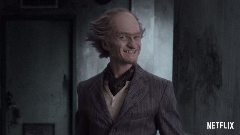 New A Series of Unfortunate Events Season 2 Teaser from Count Olaf