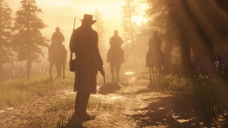 Red Dead Redemption 2 Delayed Again, Out in October