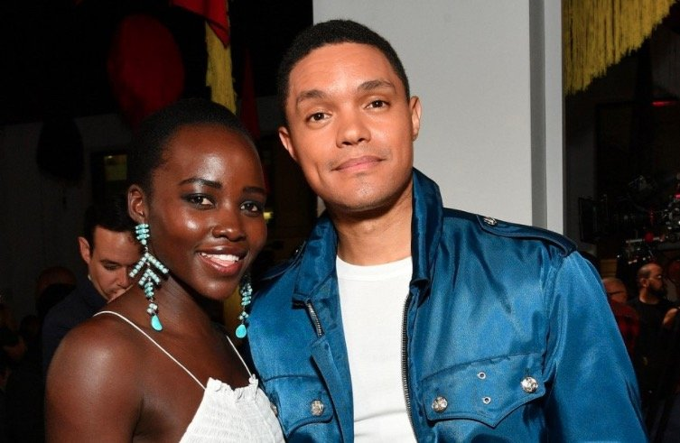 Lupita Nyong'o to Star in Trevor Noah's Memoir Adaptation