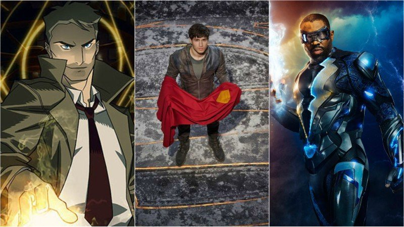 Warner Bros. Television Bringing 'Black Lightning', 'Krypton' & More To WonderCon 2018