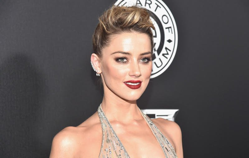Amber Heard Cast as Lead in Romantic Thriller, Run Away With Me