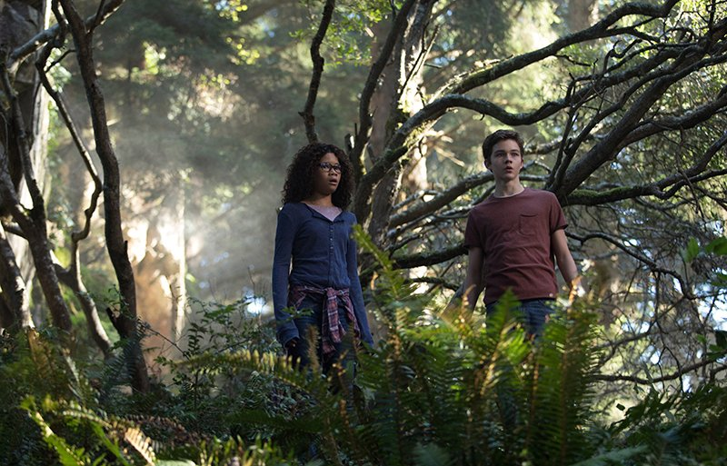 Mind-bending New TV Spot for A Wrinkle in Time