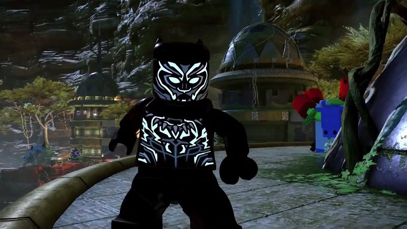 LEGO Marvel Super Heros 2 Black Panther DLC Out Now