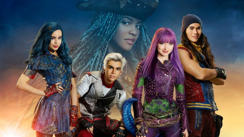 Descendants 3 Set for 2019 with Original Cast