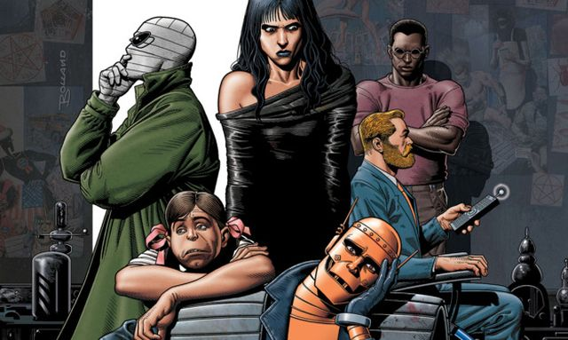 The Doom Patrol Will Appear on the Titans TV Show
