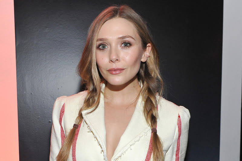 Elizabeth Olsen Will Star in a Dramedy Series for Facebook!