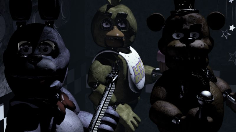 'Harry Potter' director to make 'Five Nights at Freddy's'
