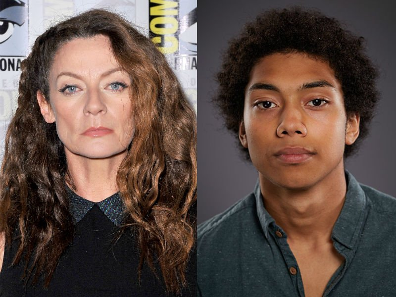 Michelle Gomez and Chance Perdomo have joined Kiernan Shipka in the Netflix series Sabrina the Teenage Witch