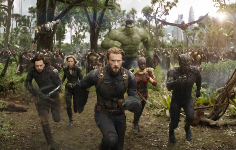 Disney Channel Airs a Special Look at Avengers: Infinity War