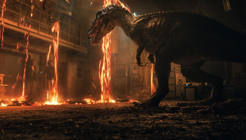 We're Not On an Island Anymore In Jurassic World Teaser