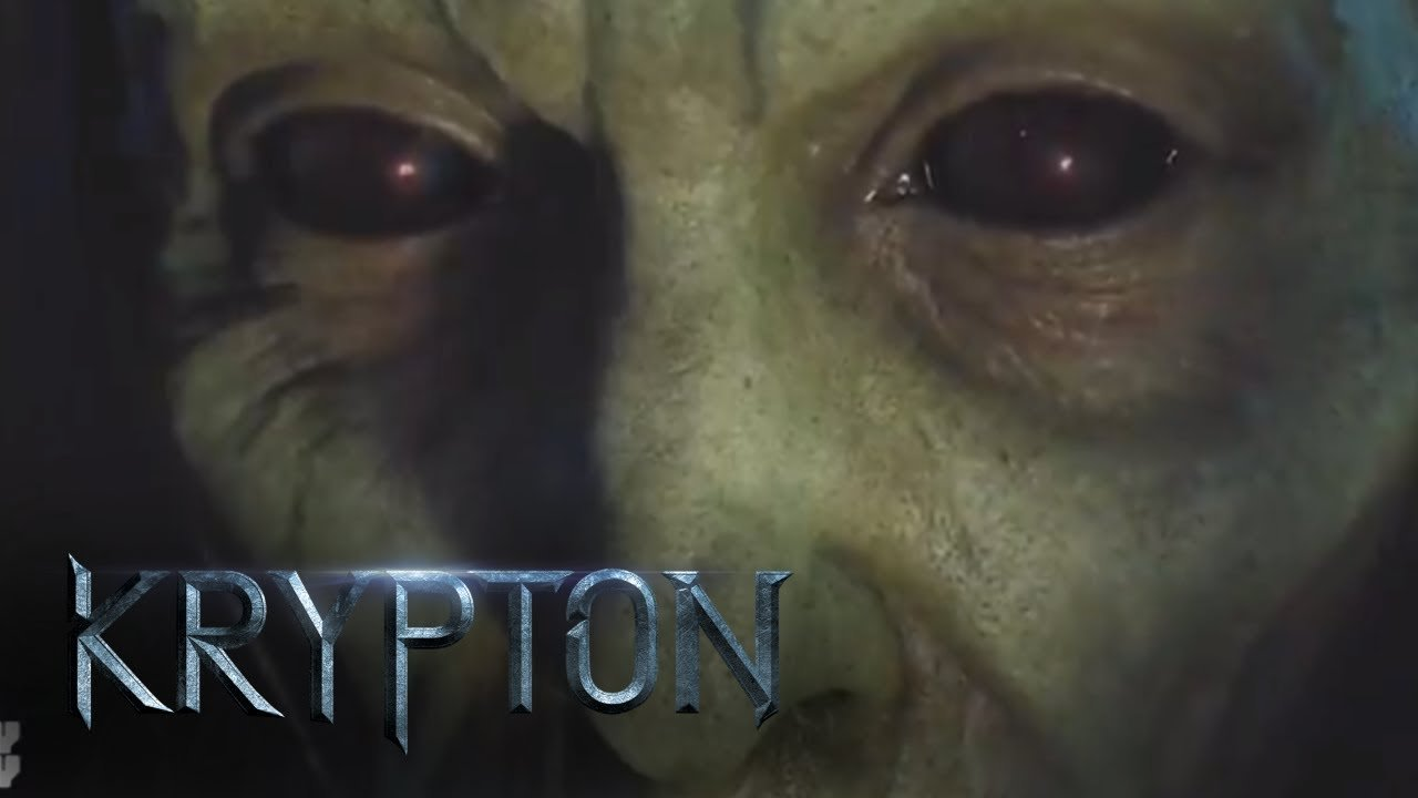 First Look at Brainiac in Krypton Revealed!