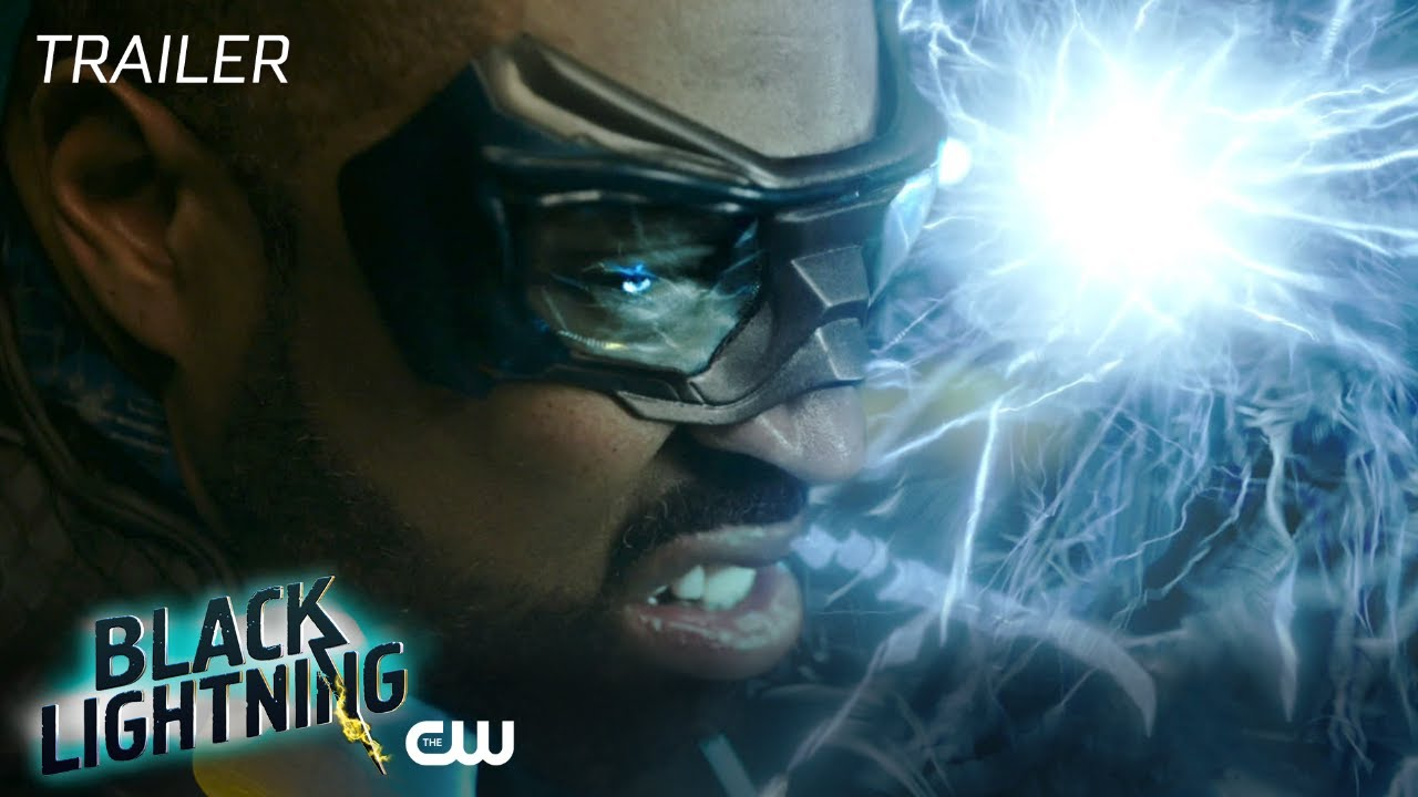 Black Lightning Episode 6 Promo: Three Sevens: The Book of Thunder