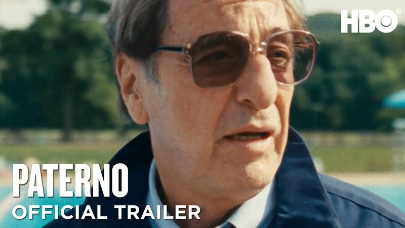 HBO reveals official trailer, release date for 'Paterno' film
