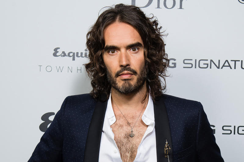Russell Brand to Star in Action Comedy Butterfingers