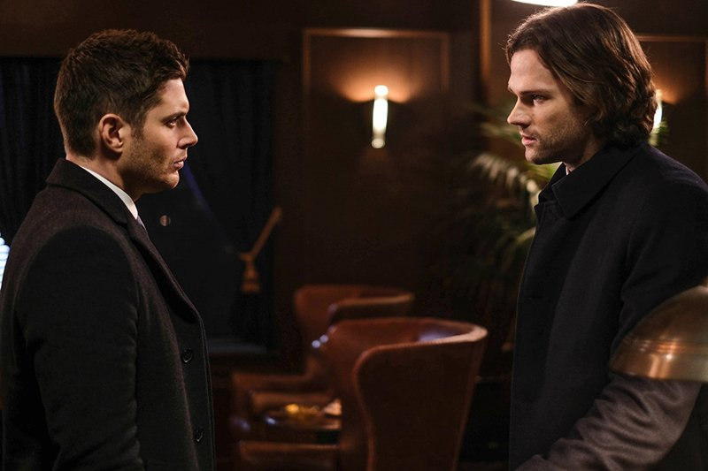 Supernatural Episode 13.15 Photos: A Most Holy Man