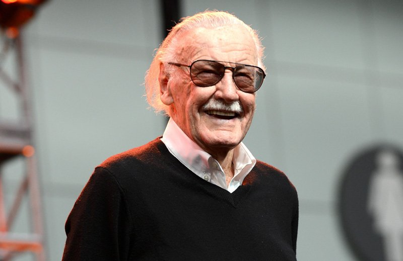 Stan Lee Rushed to Hospital But is Doing Well