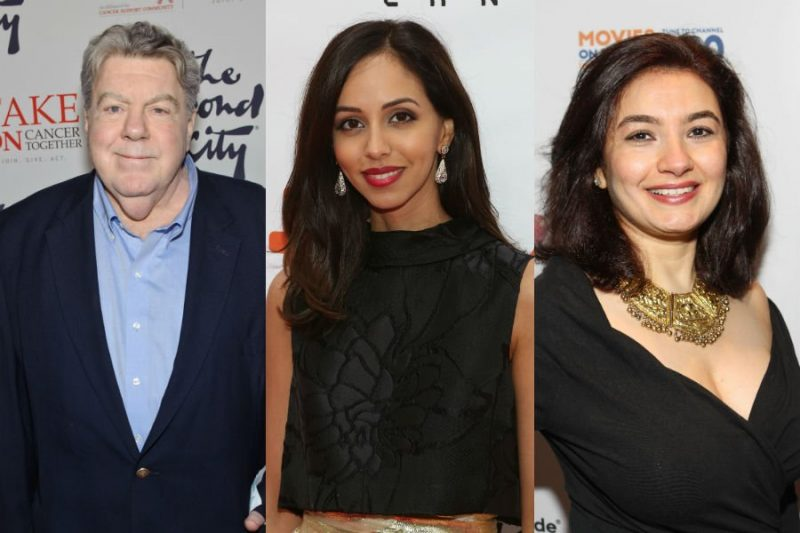 George Wendt, Gia Sandhu and Zenobia Shroff cast in ABC's The Greatest American Hero reboot