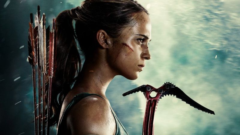 Lara Croft Gears Up in New Tomb Raider Posters
