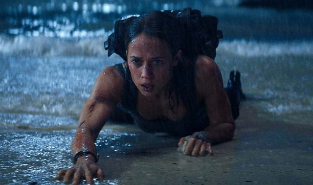 Over 40 Tomb Raider Photos Released by Warner Bros.