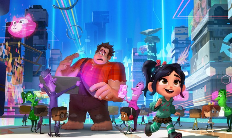 The Ralph Breaks the Internet: Wreck-It Ralph 2 Teaser Trailer!