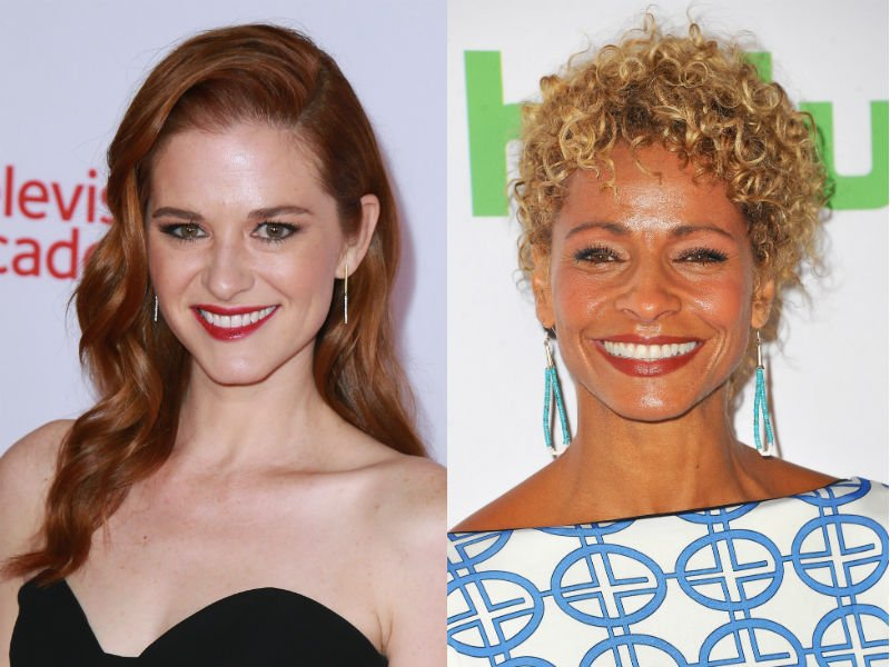 Grey's Anatomy's Sarah Drew and Blindspot's Michelle Hurd cast in the CBS reboot of Cagney & Lacey